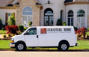Furniture Medic Van